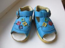 Kožené sandálky, 19