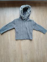 Teplý pletený svetřík, c&a,110