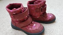 Zimní boty, 30