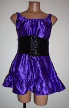Kostým šaty tanečnice, vel. l., l