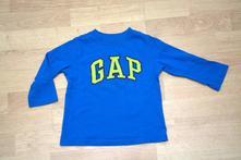 Modré triko gap, vel. 92, gap,92