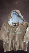 Mikina s kapucí na zip, next,86