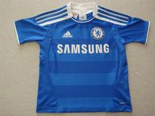 Chlapecké tričko pro malého fotbalistu, adidas,116