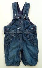 Zateplené laclové kalhoty vel. 62 zn.f&f, f&f,62