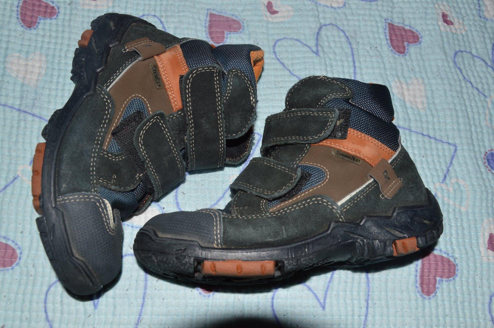 f80f808def0 Zobraz celé podmínky. Nepromokavé zimní přechodové boty sympatex ...
