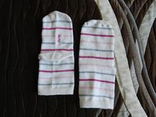 Ponožky bílé, kik,23