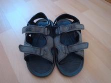 Sandály pro kluky - šedé, vel. 33, 33
