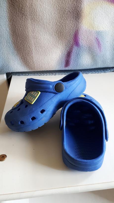 Gumové sandálky/pantofle, pepco,24