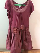 Slavnostní/společenské šaty, vel. 152, next,152