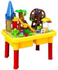 Lukýskovi - stoleček k legu
