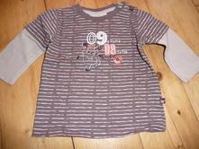 Nenošené tričko, okay,68