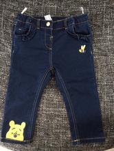 Nové riflové kalhoty vel. 80, c&a,80