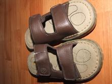 Nenošené dr. martens sandálky - kožené, 32