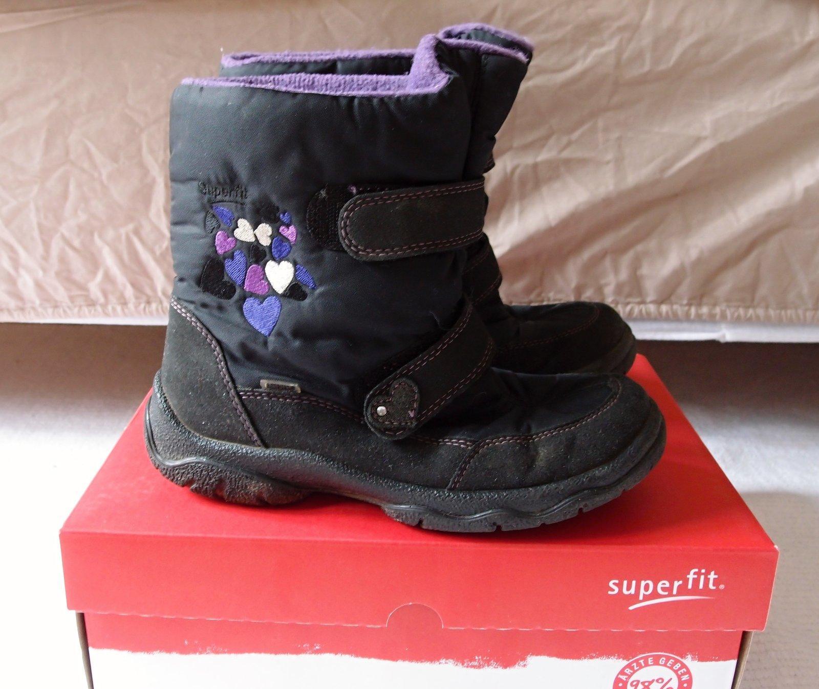 Zimní boty sněhule superfit vel. 34 56e49db472
