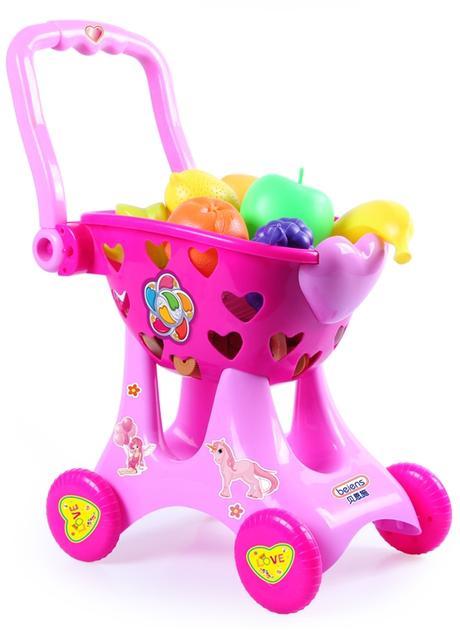 Dětský nákupní vozík výprodej skladu,