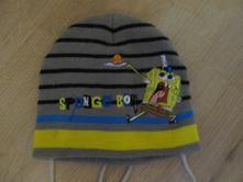 Čepice se spongebobem, nickelodeon,98