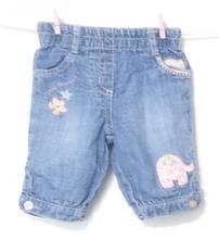 Dívčí kalhoty  50/56, next,50