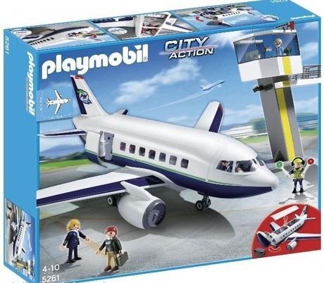Letadlo playmobil,