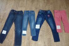 Rifle, džíny, kalhoty, 122
