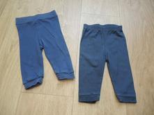 Legíny/tepláčky - 2 ks - 3-6 měsíců - 68, marks & spencer,68