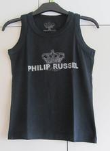 Černý top, philip russel,s