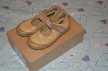 Hnědé zdravotní boty, ochrana špičky, fare,31