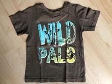 Bavlněné triko s krátkým rukávem, c&a,98