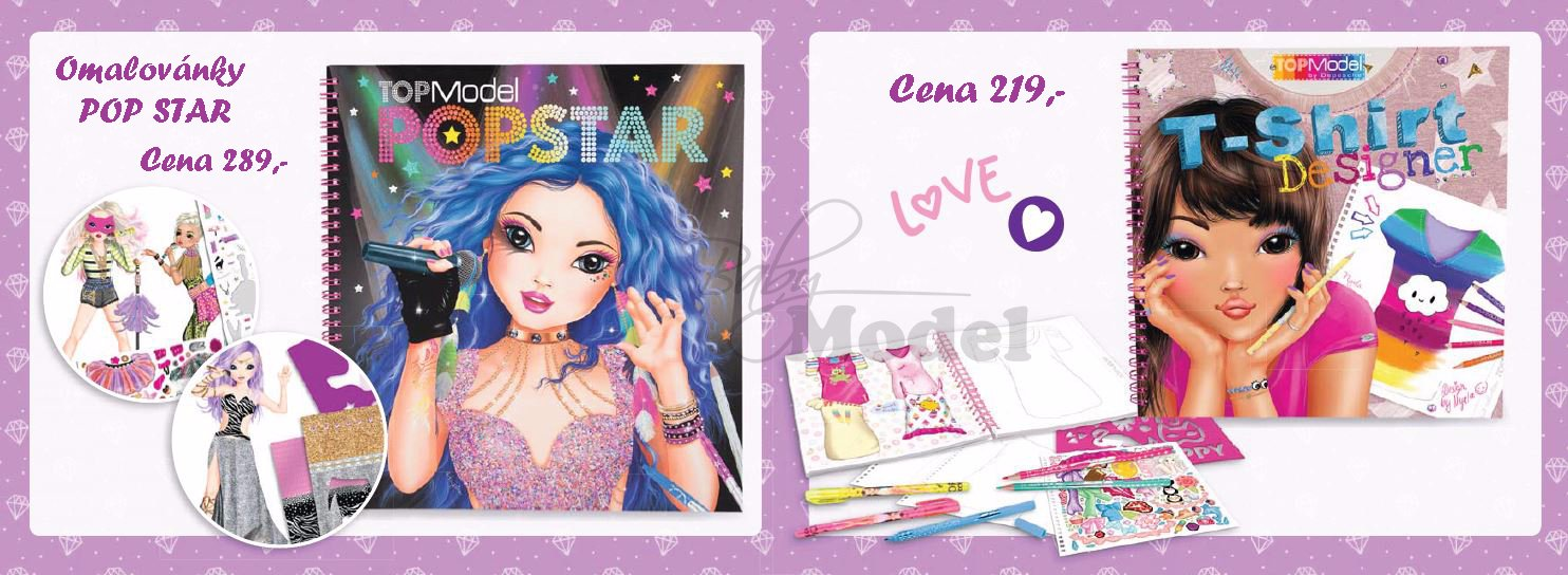 406e7f920427 V prodeji nové kreativní omalovánky pro holky i kluky - Album ...
