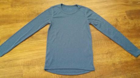 Modré triko tchibo, 134