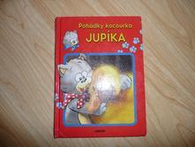 """Dětská knížka """"pohádky kocourka jupíka"""","""