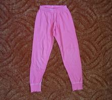 Růžové punčochy punčocháče kamaše bez ťapek, 98