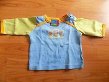 Tričko s s dlouhým rukávem, topolino,62