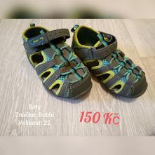 Dětské boty bobbi, bobbi shoes,22