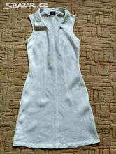 Letní lněné šaty william and delvin vel.40, william & delvin,40
