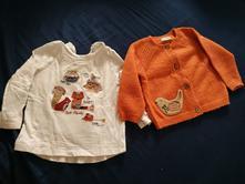 Next tričko a svetřík, next,80
