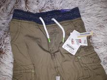 Kalhoty chlapecké s kapsami, dopodopo,80