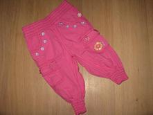 Dívčí letní kalhoty zn. okay, kay,68