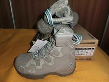 Dětské kozačky a zimní obuv   Salomon - Dětský bazar  2fbb1a0c0a
