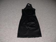 Krásné černé šaty zn.orsay, orsay,s
