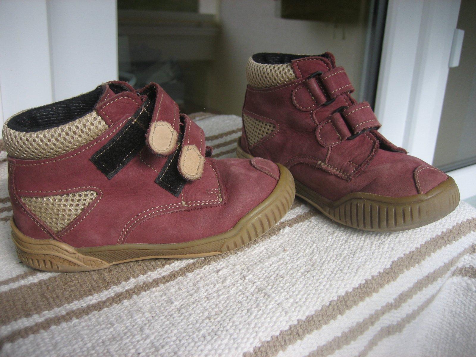Dívčí boty jaro léto podzim vel. 25 25a06a3fb3