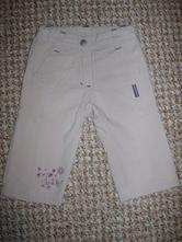Zateplené kalhoty pro holčičku, vel. 74., coccodrillo,74