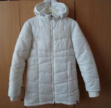 Bílá bunda bundička bílý kabát kabátek sam, sam73,xs