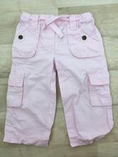 Růžové kalhoty minoti, minoti,74