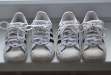 Jedny tenisky adidas superstar, adidas,30