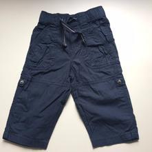 Pláťáky kalhoty, šortky, h&m,80