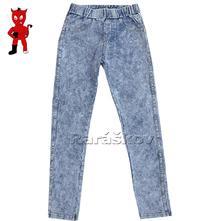 Legíny jakoby džíny, džegíny pro holky, 134-164, kugo,134 - 164