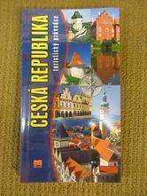 V137    kniha turistický průvodce česká republika,