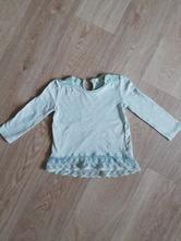 Tričko mint s krajkou, f&f,86