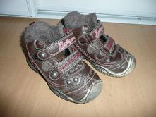 Boty kožíšek vyteplené vel 24 stélka 16, 5cm, 24