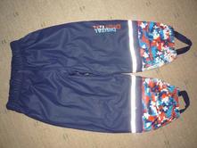Nepromokavé kalhoty podšité flísem 98-104 lupilu, lupilu,98